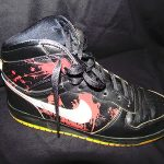 Nike Big High Kill Bill