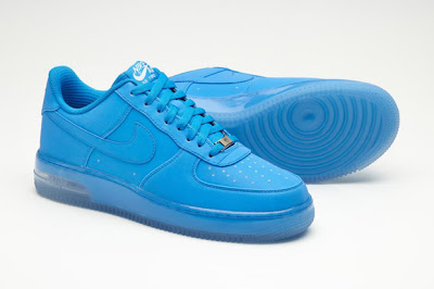 nike air force azzurre
