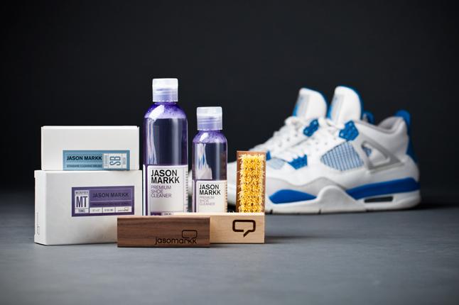 Set de limpieza para zapatillas de Jason Markk | Mis Tillas