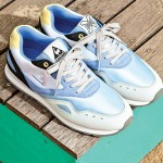 "Le Coq Sportif Flash ""Summer Bay"" por Sneaker Freaker"