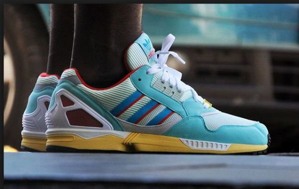 Adidas ZX 9000 Turquoise 03