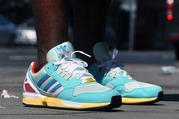 Adidas ZX 9000 Turquoise 06