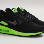Nike Air Max 90 EM «Black/Flash Lime»
