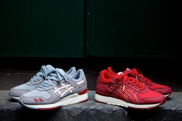 Asics Bricks and Mortar HAL 01