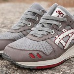 "Asics pack ""Bricks and Mortar"" x HAL"
