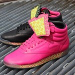 "Reebok Freestyle ""Pyramid Pop Art"" x Keith Haring Foundation"