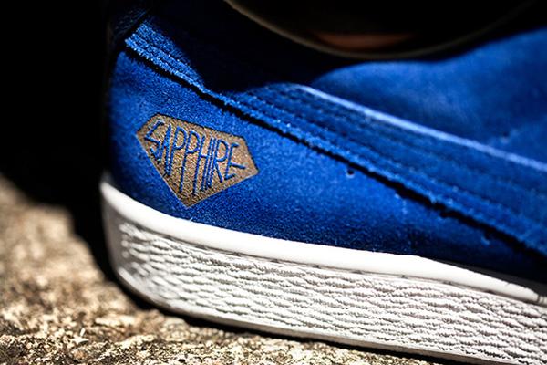 Puma Suede Sapphire 07