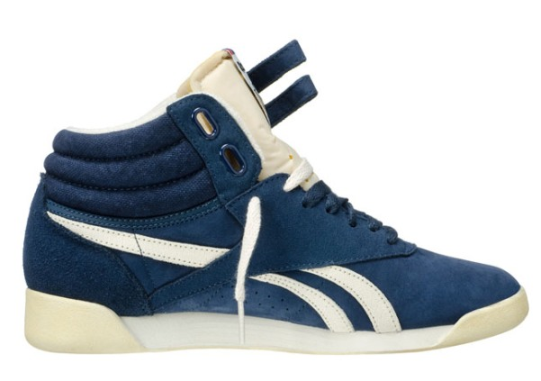 Reebok Freestyle Athletic Navy 01