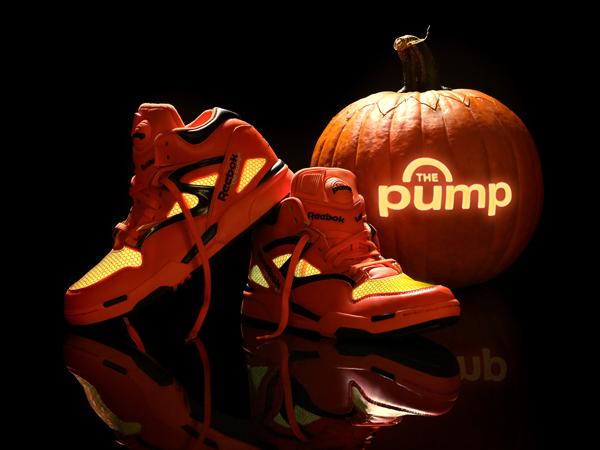 Reebok Pump Omni Lite Pumpkin 01