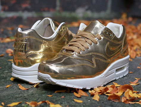 zapatillas nike air max gold