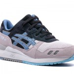 "Asics Gel Lyte III ""Captains Blue"""