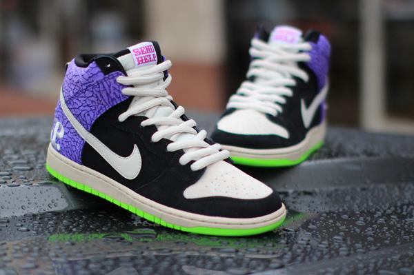 Nike Dunk SB Send Help Todd Bratrud 01