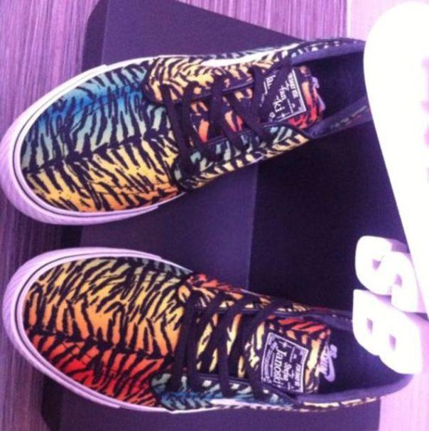 "Nike SB Stefan Janoski ""Rainbow Tiger"" 02"