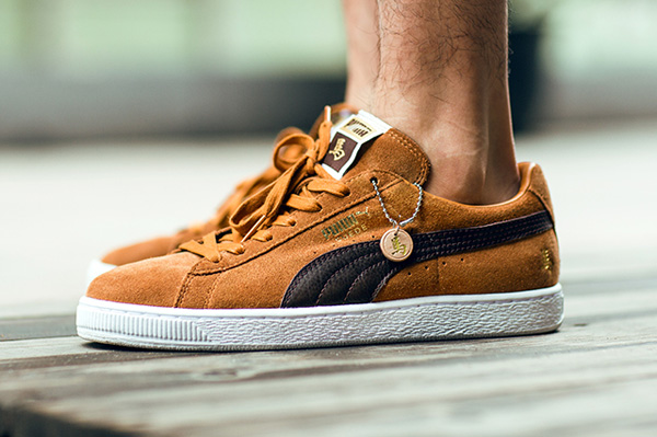 Puma Suede Year of the Horse 12