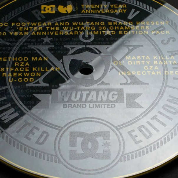 Wu-Tang Clan DC Shoes 04