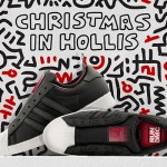 "Adidas Superstar Run DMC x Keith Haring ""Christmas in Hollis"""