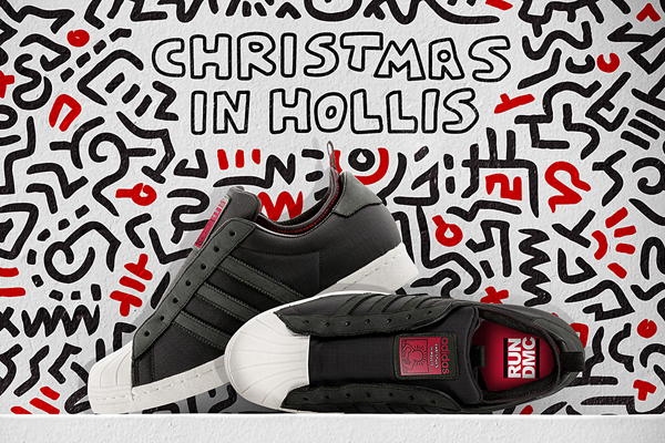 Adidas Superstar Run DMC x Keith Haring 01