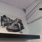 Obras a tus pies, Expo Art Sneaker