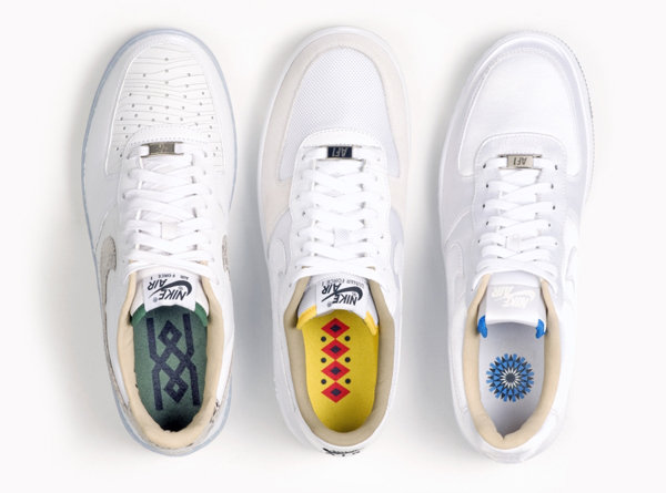 Nike Air Force One Brasil 05