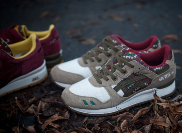Asics Gel Aztec Pack 03