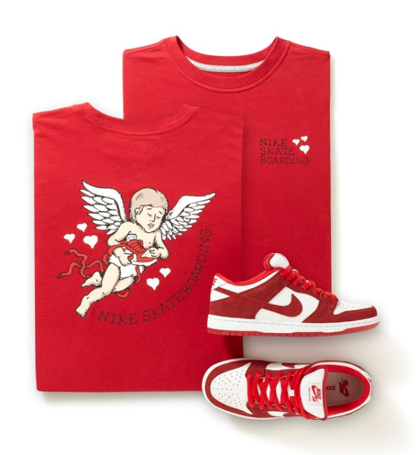 Nike Dunk Low Valentines Day 04