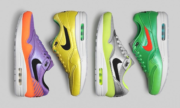 "Nike Air Max 1 Premium FB ""Mercurial"" 01"