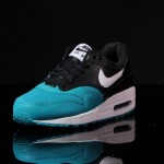 "Nike Air Max 1 GS ""Black/Turbo Green"""