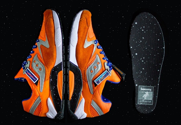 Saucony Aces Grid 9000 Space Race x Extra Butter 03