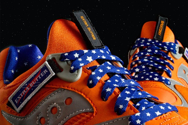 Saucony Aces Grid 9000 Space Race x Extra Butter 05
