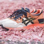 "Asics Gel Lyte V ""Midnight Bloom"" x UBIQ"