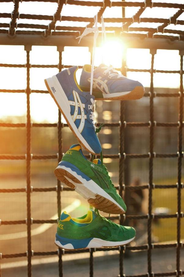 Asics Gel pack Brasil 06