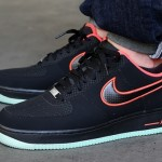 "Nike Air Force 1 ""Laser Crimson Artic Green"""