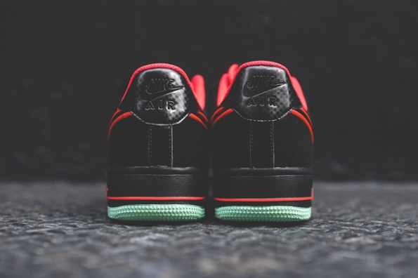 Nike Air Force 1 Laser Crimson Artic Green 07