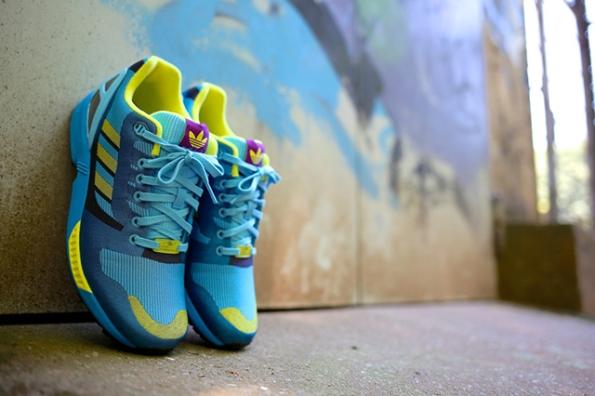 Adidas ZX Flux Aqua 04