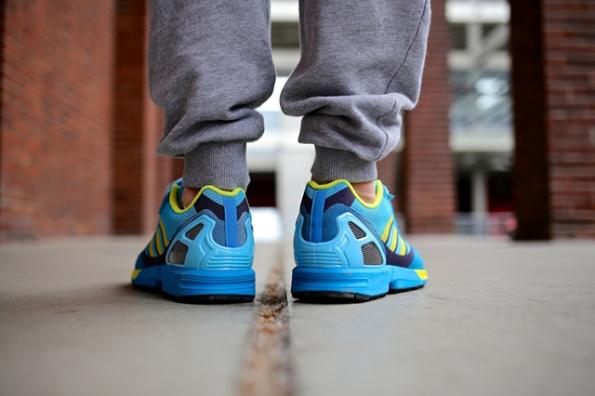 Adidas ZX Flux Aqua 12