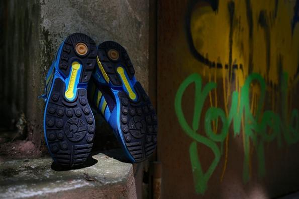 Adidas ZX Flux Aqua 13