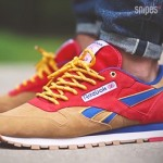 "Reebok Classic Leather ""Camp Out"" x Snipes"