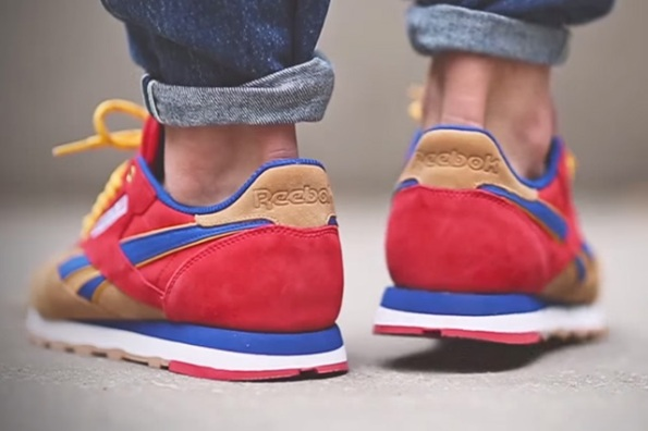 Reebok Classic Leather Camp Out x Snipes 03