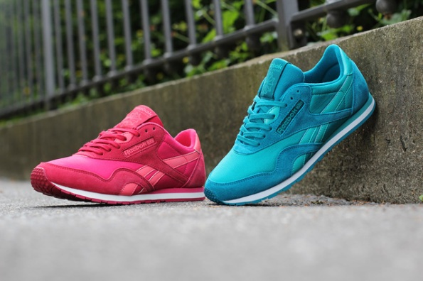 Reebok Classic Leather Slim Colours 01