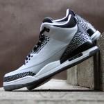 "Air Jordan 3 ""Wolf Grey"""