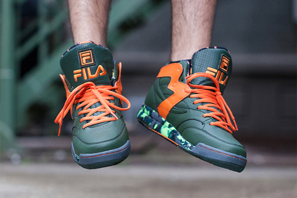 Fila M-Squad Teenage Mutant Ninja Turtles 02