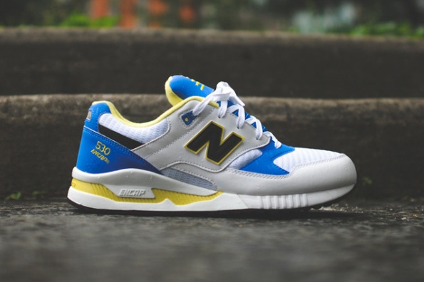 New Balance 530 OG Blue Yellow 02