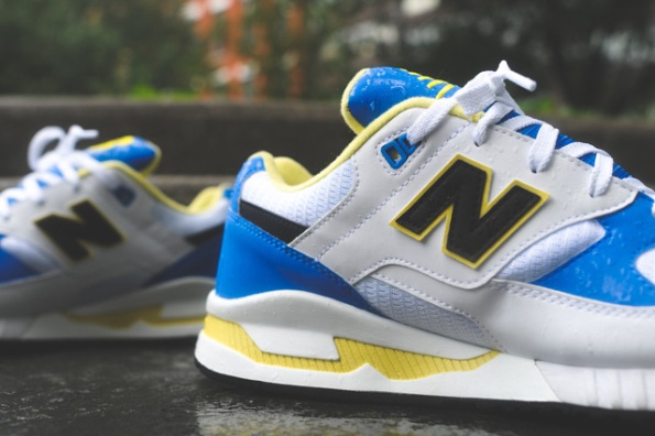 New Balance 530 OG Blue Yellow 05