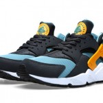 Nike Air Huarache «Catalina/University Gold»