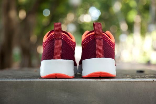 Nike Air Max Thea Jacquard Fuschia Mango 03