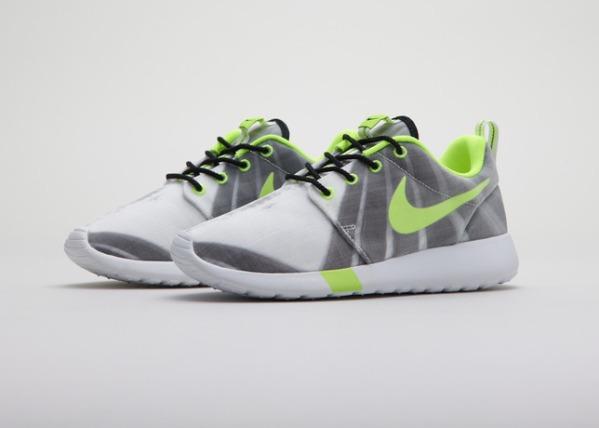 Nike Roshe Run y Nike Air Max 1 x Flavio Samelo  Jayelle Hudson 01
