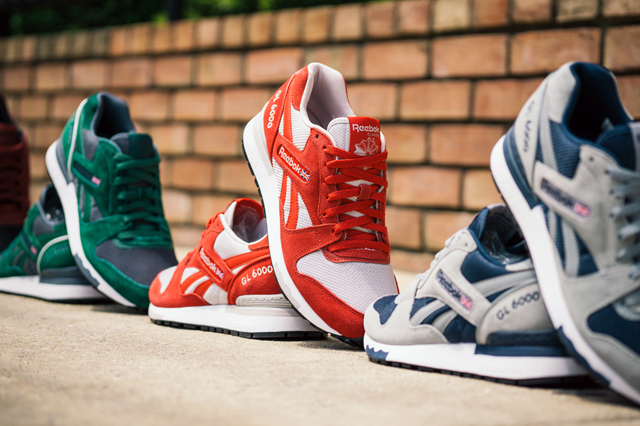 Reebok GL 6000 Athletic Pack 10