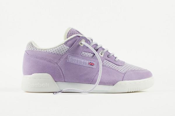 Reebok Pastels Purple Oasis x Size 02