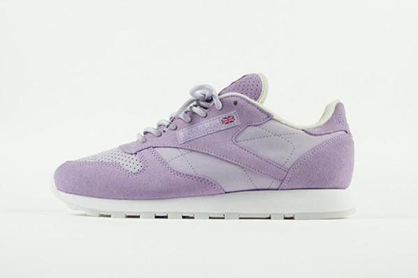 Reebok Pastels Purple Oasis x Size 03