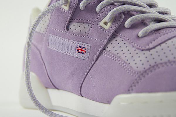 Reebok Pastels Purple Oasis x Size 04